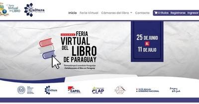La Nación / La Feria Virtual del Libro de Paraguay se extiende hasta el 11 de julio