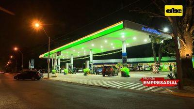Mundo Empresarial: Petrobras inauguró nueva estación de servicio en Lambaré