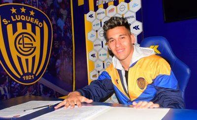 Nazareno trae sus goles a Luqueño y que tiene una motivación para triunfar