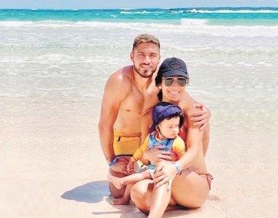 "Crónica / MAGUI DUARTE: ""Bruno está feliz de mis logros"""