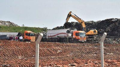 Consorcio opera en Cateura sin el permiso ambiental
