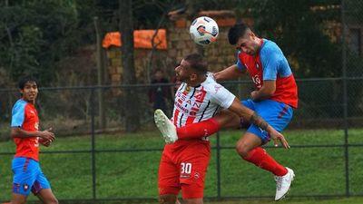 Cerro triunfa en amistoso ante el Kelito por 2-0