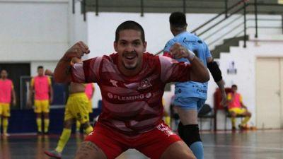 Futsal: Surgen semifinalistas