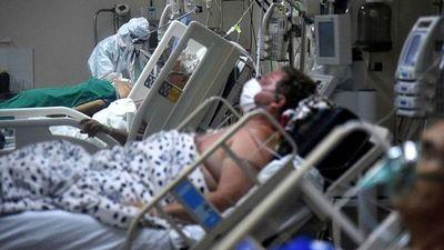 COVID: Ayer hubo un récord de 150 fallecidos