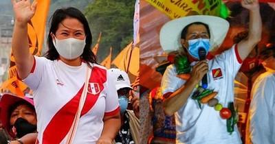 La Nación / Fujimoristas piden nuevas elecciones en Perú y seguidores de Castillo que lo proclamen ganador