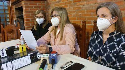 Familia Denis pide prueba de vida para dar a conocer una nota del EPP