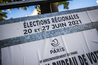 Los franceses celebran segunda vuelta de sus elecciones regionales