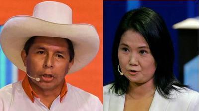 ¿Aceptará? Fujimori instó a Castillo a unirse a su petición de auditoría sobre elecciones