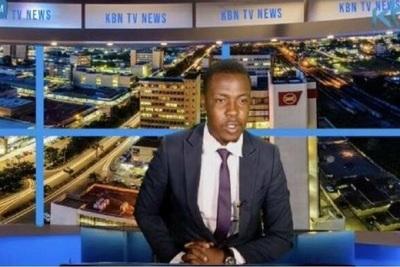 ¡Denuncia en vivo! Periodista exige el pago de su sueldo mientras daba las noticias