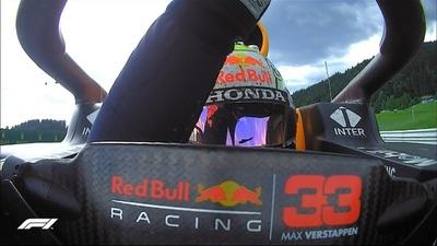 Fórmula 1: Max Verstappen gana el Gran Premio de Estiria