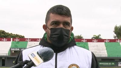 Las sensaciones de Héctor Marecos, tras el triunfo de Rubio Ñu