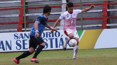 Resumen del partido San Lorenzo 1-1 Atyrá FC