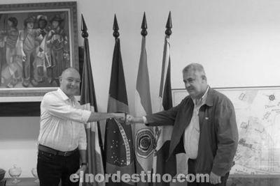 Líderes políticos de la frontera coinciden en proyecto para la línea internacional que beneficiará a paraguayos y brasileños
