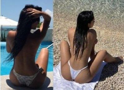 Crónica / Una paraguaya pasea por Cancún haciendo topless