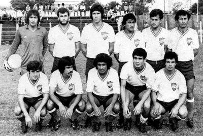 Crónica / JOEL NICANOR CUBILLA, Nació en Trinidense, hoy día sigue ligado al club