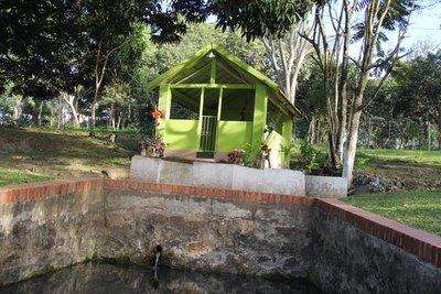 Crónica / KURUSU PABLITA, Un lugar santo tras un cruel asesinato.