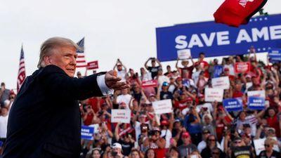 """Trump """"definitivamente es el líder del Partido Republicano"""""""