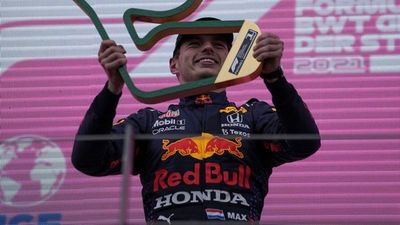 Verstappen estira su dominio en F1