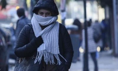 Meteorología anuncia jornada con bajas temperaturas