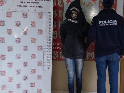 Cae detenido delincuente que operaba en el sur, pero que se escondía en CDE – Diario TNPRESS