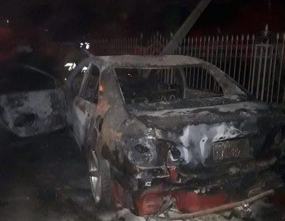 Pareja detenida luego de violentísimo accidente en que se incendió el coche – Diario TNPRESS