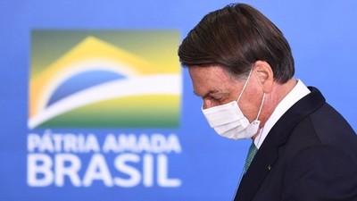 Bolsonaro está en la picota por una factura millonaria de vacunas indias