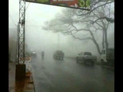 Meteorología anuncia jornada fresca con vientos del sur