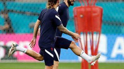 Francia se la juega ante Suiza