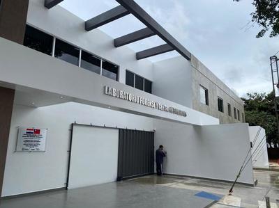 Senad inaugura moderno laboratorio forense y centro de evidencias