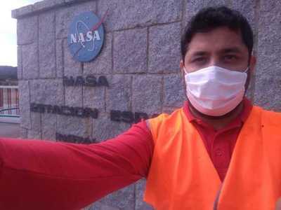 Talento paraguayo en conquista de la NASA