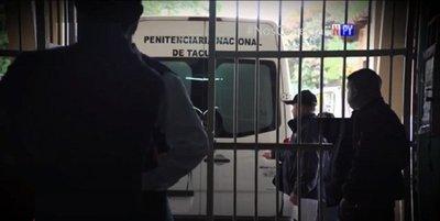 Asesinan a reo en Tacumbú