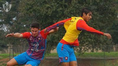 Cerro Porteño busca en defensa