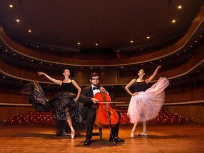 """Sudameris apoya el arte y la cultura presentando el espectáculo de ballet """"Solo yo"""""""