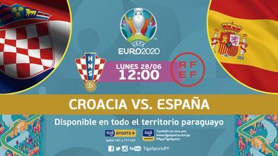 Croacia y España se miden por un lugar en cuartos