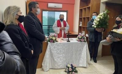 Misa por el primer aniversario de muerte de magistrada