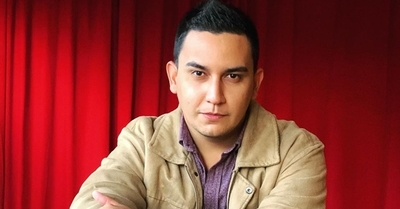 "[VIDEO] Mariano López de ""romance"" con una rubia"