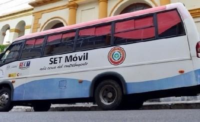 SET ofrece servicios gratuitos en Alto Paraná