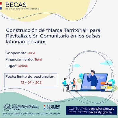 Japón ofrece beca sobre revitalización comunitaria en países latinoamericanos