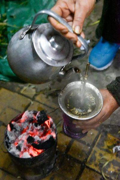 El frío en casa: desde el jepe'e hasta el interminable cocido con mbeju