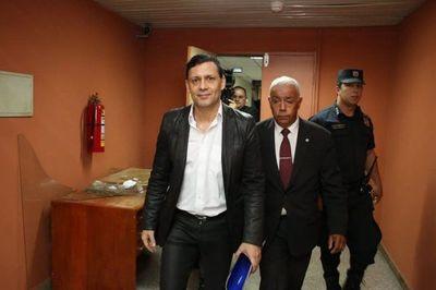 Víctor Bogado no volverá a ocupar su banca en el Senado