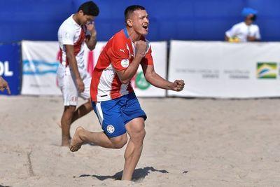 Los Pynandi vencieron a Perú e igualan a Brasil en el Grupo A