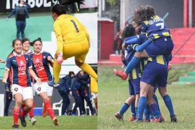 Fútbol Femenino: Cerro Porteño y Capiatá definirán el título del Apertura