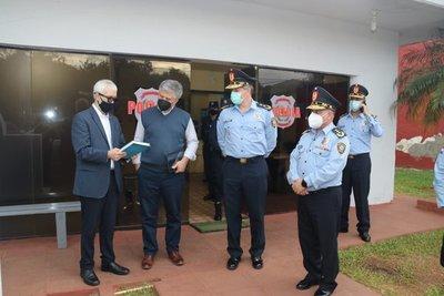Ministerio del Interior proyecta instalar más cámaras de videovigilancia en el interior