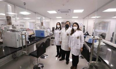 Senad inaugura Laboratorio Forense y Centro de Evidencias