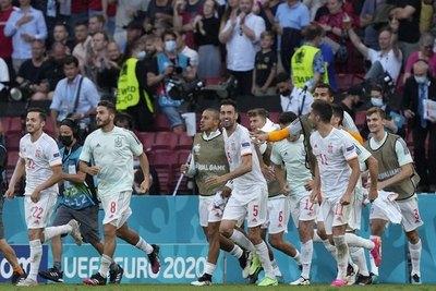 En un fantástico partido, España tumba a Croacia y clasifica a cuartos de la Eurocopa