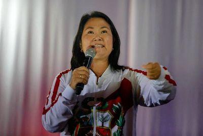 Perú: Fujimori pide a presidente que solicite auditoría internacional de comicios