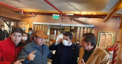 La Nación / Seccionales piden a Velázquez gestionar unidad para la lista 1