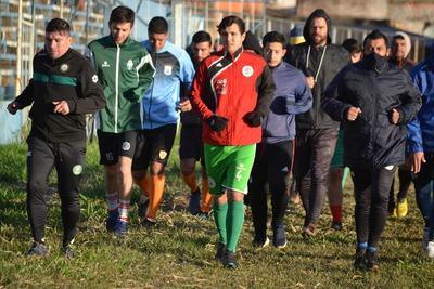 El Deportivo Caaguazú se prepara para el Nacional B