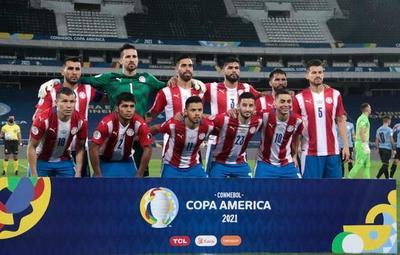 Paraguay pierde por la mínima diferencia ante Uruguay
