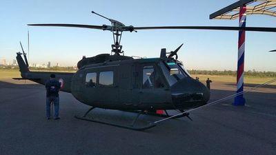 Práctica de vuelo sobresaltó a vecinos en Loma Pytâ